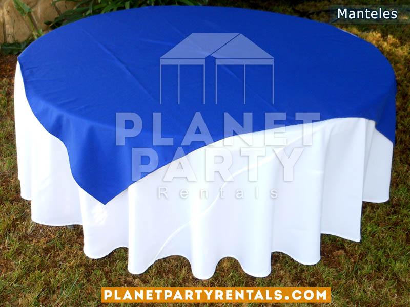 Manteles para mesas rectangular y mesas redondas for Silla quinceanera