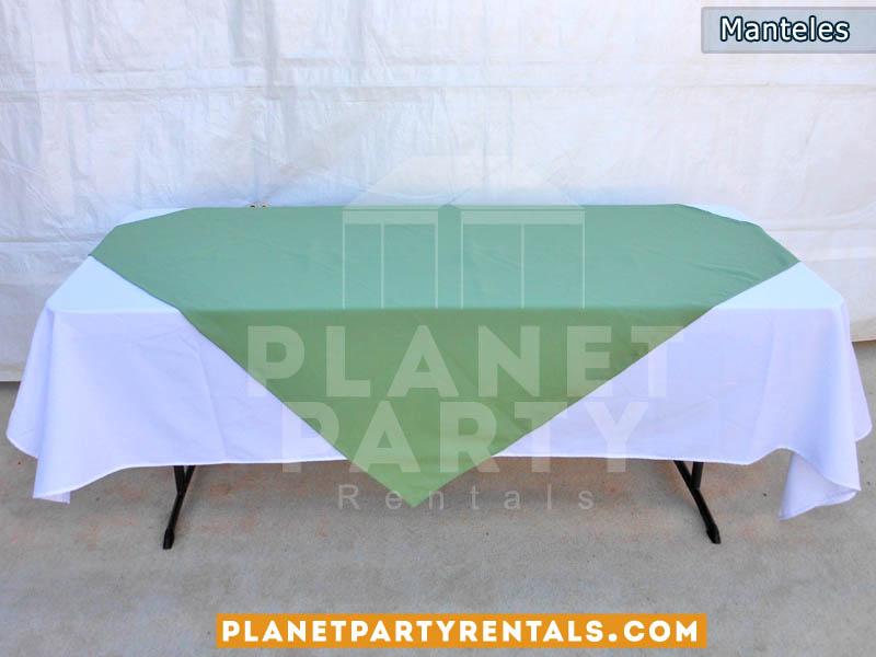 Manteles para mesas rectangulares y redondas precios y for Manteles de mesa cuadrada