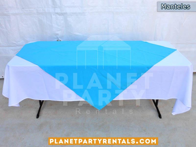 Manteles para mesas rectangular y mesas redondas - Manteles mesa rectangular ...