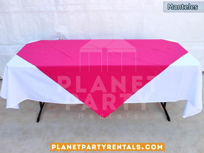 Manteles para mesas rectangulares y redondas precios y - Manteles mesa rectangular ...